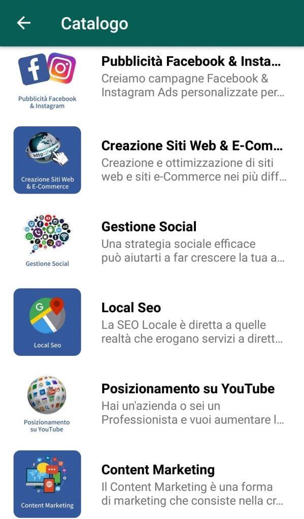 cataloghi whatsapp